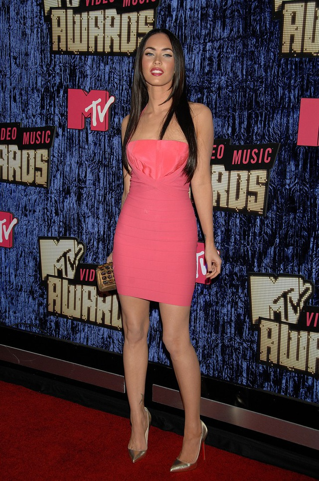 Diễn viên Megan Fox