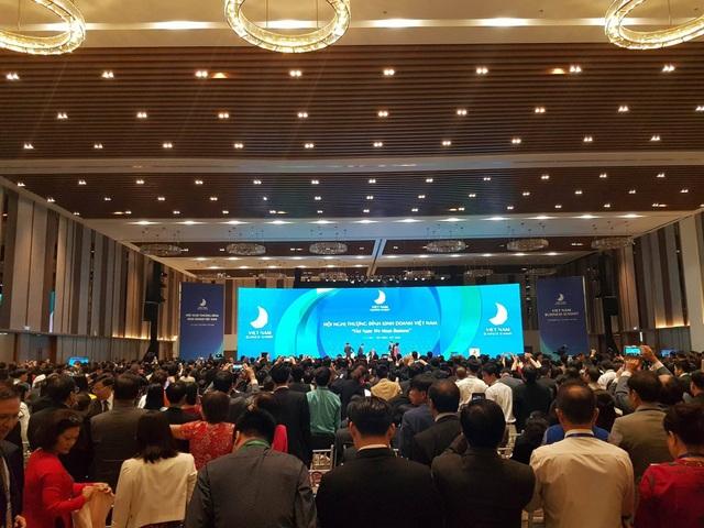 Hội nghị Thượng đỉnh kinh doanh Việt Nam