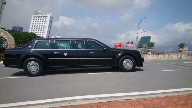 Tổng thống Mỹ Donald Trump tới Đà Nẵng trong chuyến đi lịch sử - 1