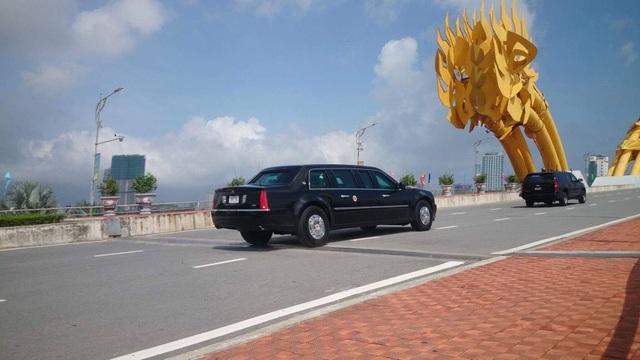 Tổng thống Mỹ Donald Trump tới Đà Nẵng trong chuyến đi lịch sử - 3