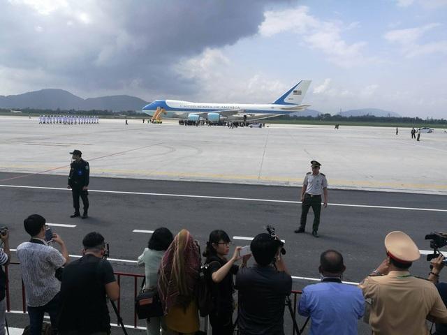 Tổng thống Mỹ Donald Trump tới Đà Nẵng trong chuyến đi lịch sử - 12