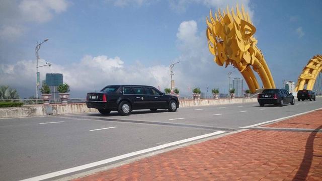 Tổng thống Mỹ Donald Trump tới Đà Nẵng trong chuyến đi lịch sử - 4