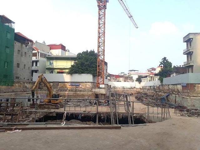 Hà Nội: Sở Tài chính đề nghị làm rõ đề xuất nghĩa vụ tài chính dự án 110 Cầu Giấy - 3