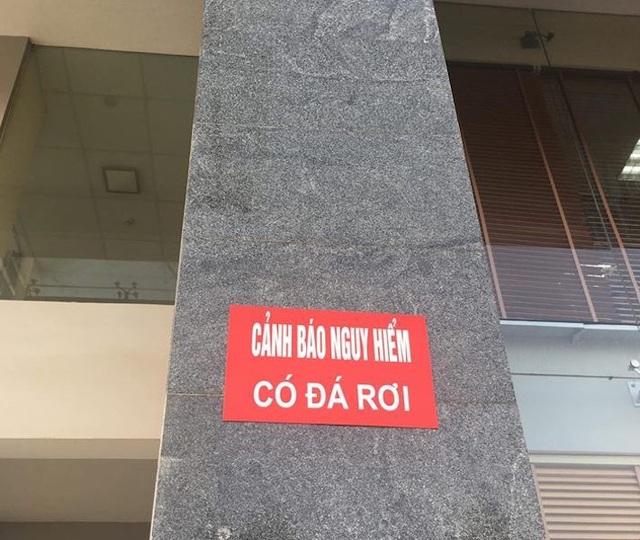 """Cảnh báo nguy hiểm """"chết người"""" rình rập tại khu liên cơ quan tỉnh Bắc Giang - 1"""