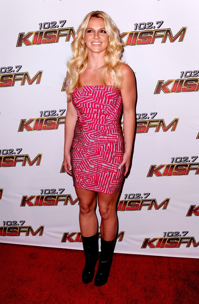 Ca sĩ Britney Spears