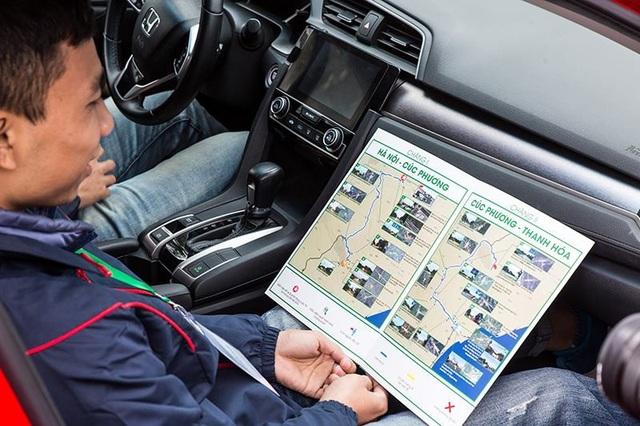 Lái xe tiết kiệm nhiên liệu: Thách thức bản thân và khả năng vận hành của xe - 6