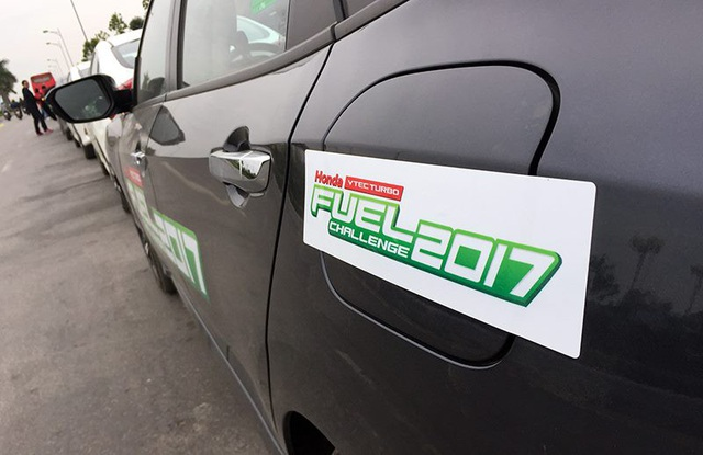 Lái xe tiết kiệm nhiên liệu: Thách thức bản thân và khả năng vận hành của xe - 5