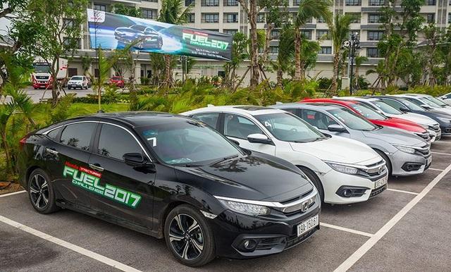 Lái xe tiết kiệm nhiên liệu: Thách thức bản thân và khả năng vận hành của xe - 1