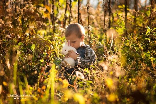 Bộ ảnh tuyệt đẹp về tuổi thơ trên nông trại - 14