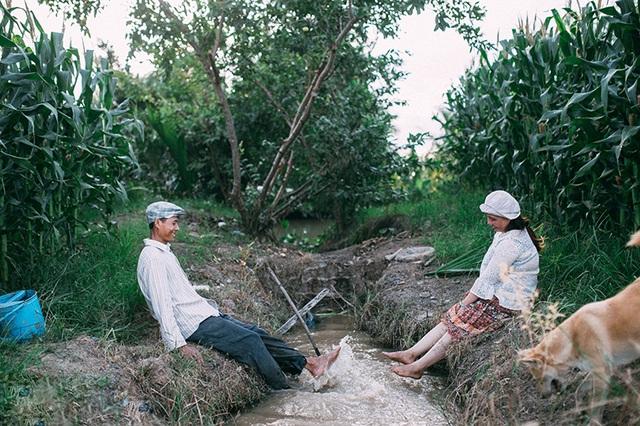 Câu chuyện xúc động sau bộ ảnh vợ chồng nông dân 25 năm hạnh phúc - 14