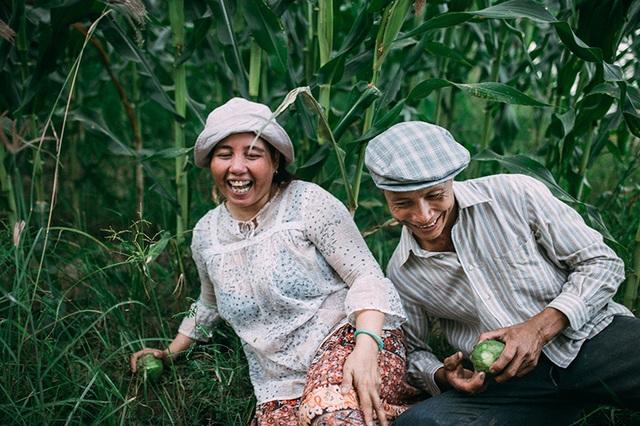 Câu chuyện xúc động sau bộ ảnh vợ chồng nông dân 25 năm hạnh phúc - 3