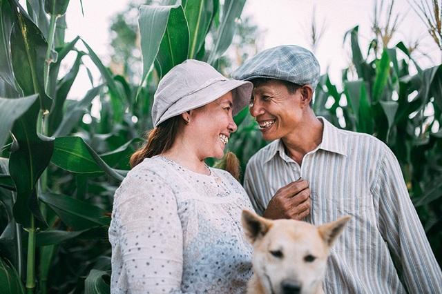 Câu chuyện xúc động sau bộ ảnh vợ chồng nông dân 25 năm hạnh phúc - 10