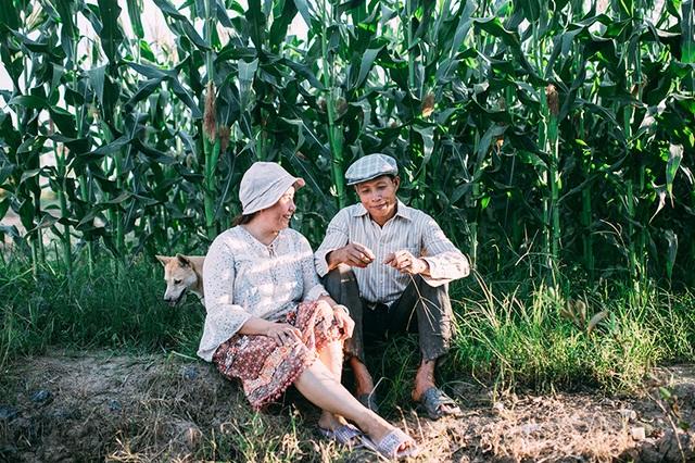 Câu chuyện xúc động sau bộ ảnh vợ chồng nông dân 25 năm hạnh phúc - 9