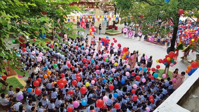 Toàn bộ học sinh tỉnh Thừa Thiên Huế sẽ được nghỉ học từ chiều 14/9