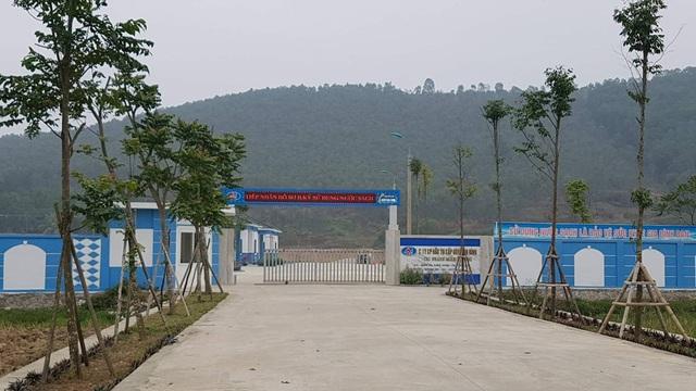 Công ty An Bình dù đã được UBND tỉnh chấp thuận chủ trương cho đầu tư hệ thống nước sạch ở xã Quảng Yên nhưng vẫn bị xã này gây khó