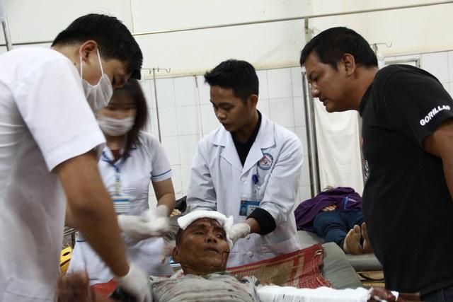 Nhiều người bị thương nặng trong vụ hỗn chiến