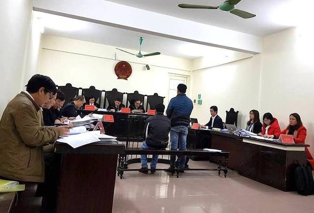 Hai bị cáo Quản Đắc Quý và Quản Đắc Thúy bị HĐXX TAND TP Hà Nội tuyên y án sơ thẩm với hình phạt tổng hợp hơn 10 năm tù giam.
