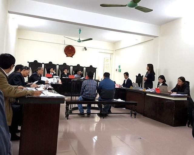 Các luật sư đề nghị hủy toàn bộ bản án sơ thẩm của TAND huyện Hoài Đức để giao lại cho cơ quan điều tra giải quyết lại.