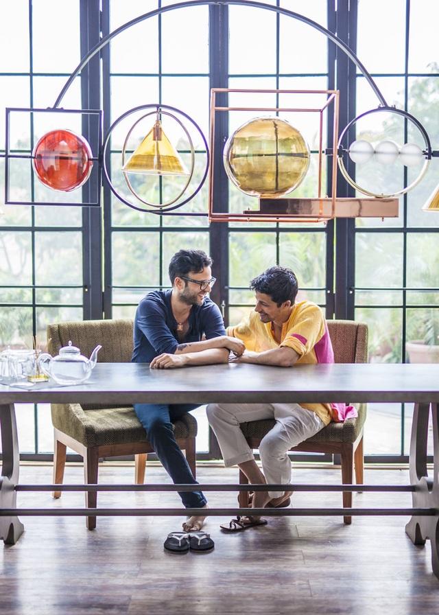 Prateek và Gautam đến từ New Delhi, Ấn Độ.