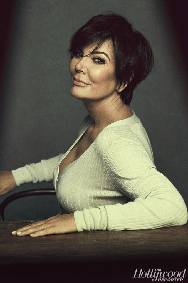 Bà Kris Jenner