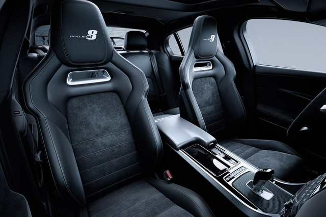 Jaguar chuẩn bị ra mắt mẫu sedan công suất 592 mã lực - 3