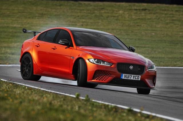 Jaguar chuẩn bị ra mắt mẫu sedan công suất 592 mã lực - 4