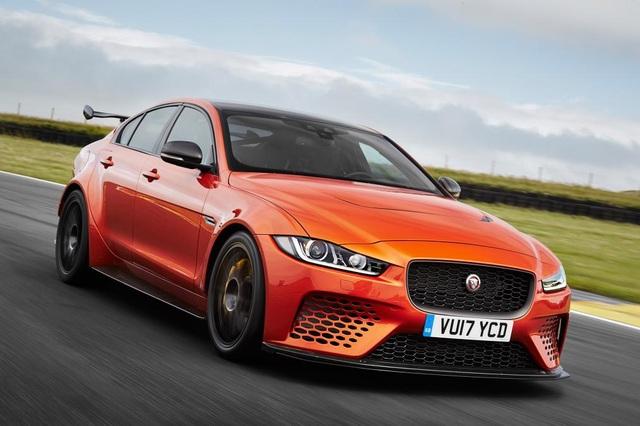 Jaguar chuẩn bị ra mắt mẫu sedan công suất 592 mã lực - 2