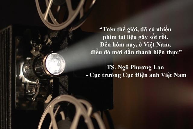 """Xem thêm: Bao giờ phim tài liệu Việt mới hết loay hoay tìm đất sống""""?"""