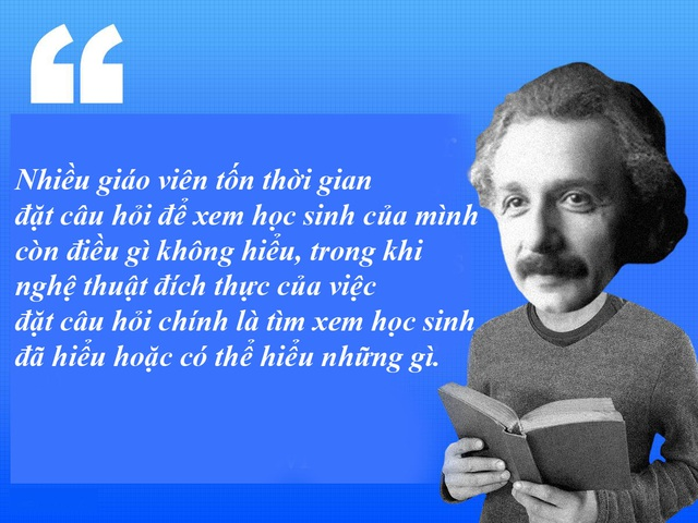"20 câu nói ""bất hủ"" của thiên tài Albert Einstein - 3"