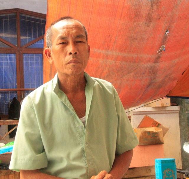 Tết nay, ông Trung sẽ ăn Tết ở nhà đến chiều mùng 1 Tết lại phải chạy vào bệnh viện để mùng 2 chạy thận