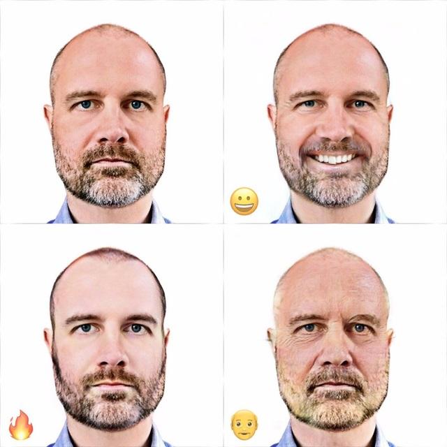 Cười bò với ứng dụng sửa ảnh giúp bạn biến đổi giới tính trong nháy mắt - 4