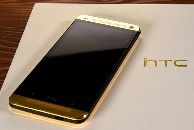 """HTC """"cho không"""" phiên bản bọc vàng 24k của smartphone cách đây 4 năm - 3"""