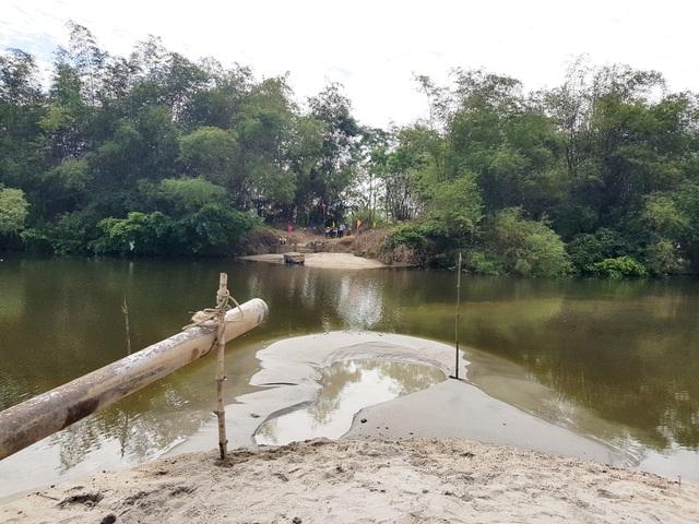 Cuối năm nay đôi bờ sông Bà Rén sẽ được nối thông
