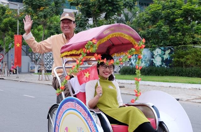 Đà Nẵng sôi động kỳ nghỉ lễ 30/4 - 1/5 và mùa du lịch biển 2017 - 5