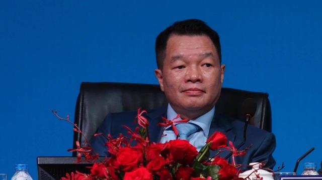 Ông Kiều Hữu Dũng, Chủ tịch Hội đồng Quản trị (HĐQT) STB cho biết, hiện đại hội có 461 cổ đông tham dự, chiếm tỷ lệ 83,478% tổng số cổ phần có quyền biểu quyết