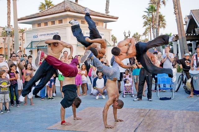 Làm thế nào để biểu diễn nghệ thuật đường phố một cách văn minh? - 3