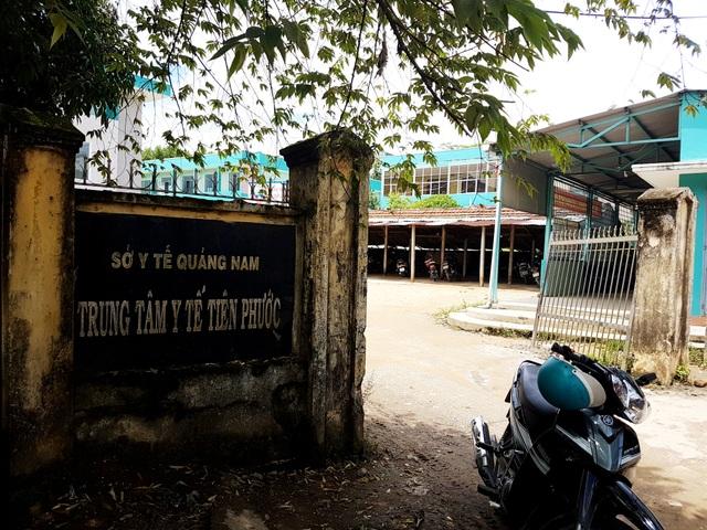 Trung tâm Y tế huyện Tiên Phước