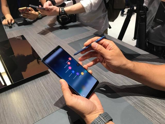5 tính năng đặc biệt của Samsung Galaxy Note8 - 4