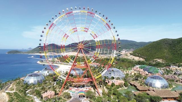 Ngày 30/8/2017, Vòng quay kỷ lục Việt Nam - Vinpearl Sky Wheel đã chính thức khai trương tại Vinpearl Land Nha Trang.