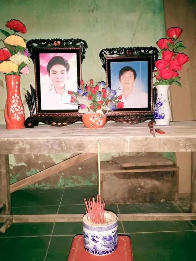 Di ảnh 2 người con trai lớn của chị Viễn qua đời vì mắc hội chứng Brugada