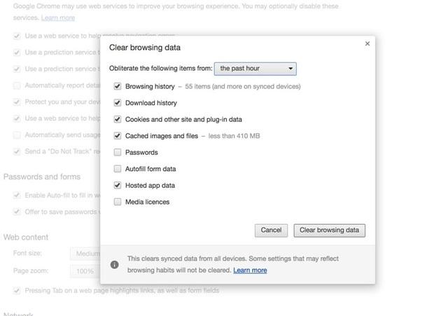 5 bước đơn giản giúp bạn tăng tốc toàn diện cho trình duyệt Chrome - 3