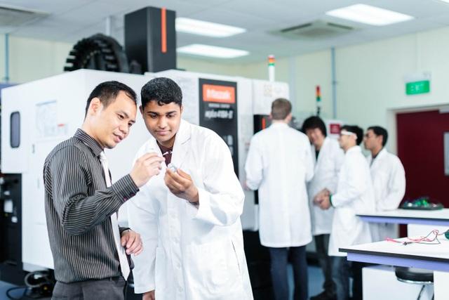 Du học Singapore : Ngành kỹ sư - một nghề kỹ thuật nhiều màu sắc - 3