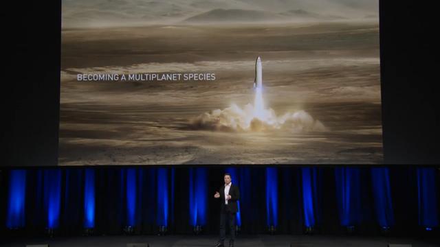 Kế hoạch biến tên lửa trở thành phương tiện vận chuyển hiệu quả ngay trên Trái Đất.