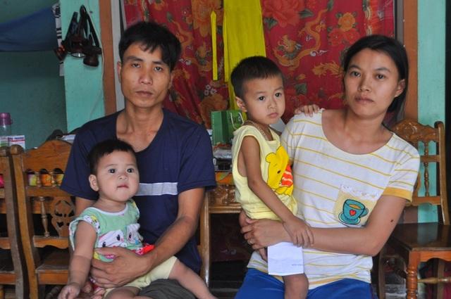 Hoàn cảnh gia đình hết sức khó khăn, nhưng chi phí của ca mổ là quá lớn với gia đình