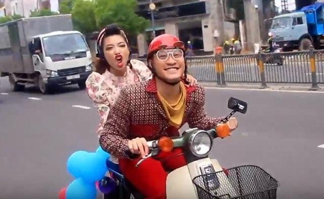 """Sốt clip cưới """"60 năm cuộc đời"""" của cặp vũ công Sài Gòn - 2"""