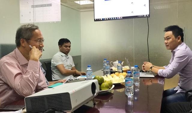 Khảo sát 17 sản phẩm lọt vào Chung khảo cuộc thi Nhân tài Đất Việt 2017 - 6