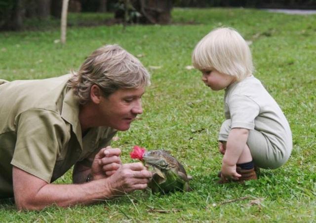 Robert Irwin chính là người hoàn hảo để tiếp nối những gì mà người cha của cậu đã để lại sau khi qua đời.