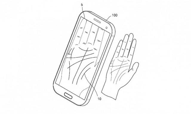 Điện thoại Samsung sẽ sớm được trang bị chức năng nhận diện đường chỉ tay người dùng.