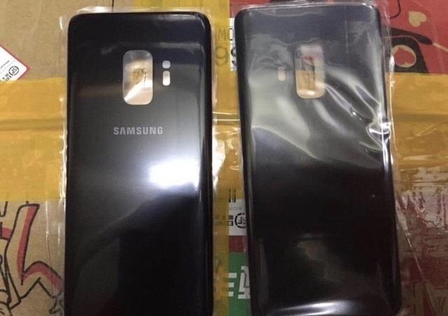 Lộ diện thiết kế mặt trước và sau của Galaxy S9/S9 + với kích thước không thay đổi, cạnh viền được làm mỏng hơn, và phần cảm biến vân tay ở mặt sau được đặt ở vị trí thuận tiện hơn.