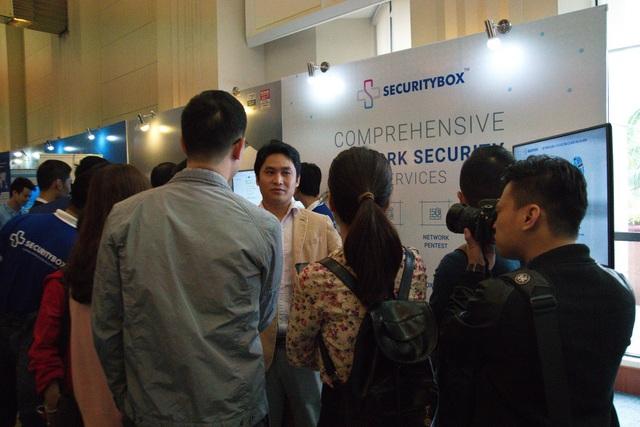 """SecurityBox """"hiến kế"""" giải pháp đánh giá an ninh mạng hiệu quả tại Security World 2017 - 3"""